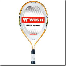 WISH Rakieta Do Tenisa Ziemnego Alumtec 2600 Pom.-Czar. L0 584mm (15-0-050)