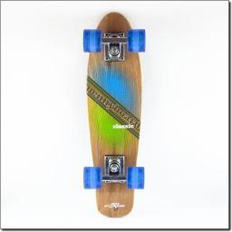 Deskorolka NILS Extreme Pennyboard wood classic (16-3-101)