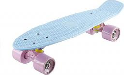 Deskorolka NILS Extreme Pennyboard light blue (16-3-107)