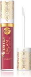 BELL Pomadka Moroccan Dream Matte Liquid Lips 04