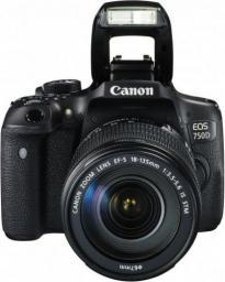 Lustrzanka Canon EOS 750D + EF-S 18-135 IS STM (0592C032AA)