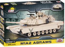 Cobi Small Army M1A2 Abrams 765el. (COBI-2608)