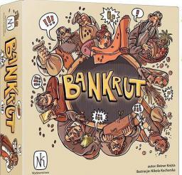 Nasza Księgarnia Gra - Bankrut  (225238)