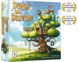 Nasza Księgarnia Gra - Domek na drzewie - (225244)