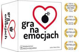 Nasza Księgarnia Gra - Gra na emocjach (225248)
