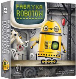 Nasza Księgarnia Gra - Fabryka robotów  (225245)