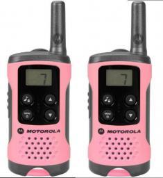 Krótkofalówka Motorola T41 Różowa