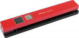 Skaner IRIS IRISCan Anywhere 5 Red (458843)