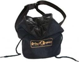 Dingo torebka na przysmaki ø 12 cm czarna