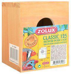Zolux Budka Classic 125