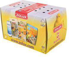 Zolux Pudełeczko transportowe dla ptaków
