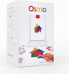 TANGIBLE PLAY Osmo Genius Kit - zestaw 5 gier edukacyjnych do iPad (podstawka + reflektor)