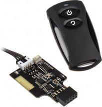 SilverStone Pilot zdalnego sterowania do komputera, Power on/off (SST-ES02-USB)