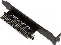 Lamptron Adapter PCI sterujący wentylatorami (LAMP-SP501)