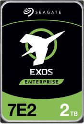 """Dysk serwerowy Seagate Exos 7E2 2TB 3.5"""" SATA (ST2000NM0008)"""