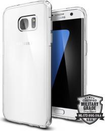Spigen Ultra Hybrid Crystal Clear do Galaxy S7 EDGE (ultra hybrid clear galaxy s7 e)
