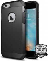 Spigen Tough Armor Black do iPhone 6/6S (TOUGH ARMOR BLACK IP6)