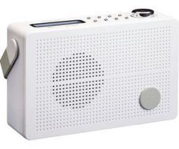 Radio Lenco PDR-030 white