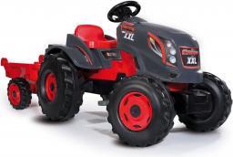 Smoby Traktor XXL + przyczepa - 7600710200