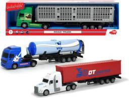 Dickie Ciężarówki 3rodz, 42cm  (203747001)