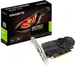 Karta graficzna Gigabyte GeForce GTX 1050 OC 2GB GDDR5 (128 Bit) 2xHDMI, D-Sub, DVI-D, BOX, LP (GV-N1050OC-2GL)