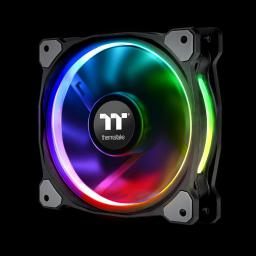 Thermaltake Riing Plus 12 LED RGB, 3 sztuki  (CL-F053-PL12SW-A)