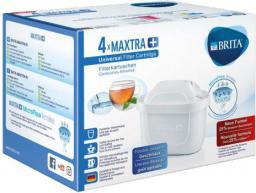 Brita Wkład filtrujący Maxtra Plus Pack 4 (075 262) (Następca MAXTRA 3+1 ID352362)