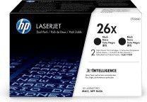 HP toner 26X dual pack CF226XD (2x black)