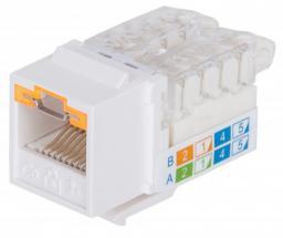 Intellinet Network Solutions Moduł Keystone Cat6A z Blokadą  (790772)