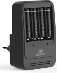 Ładowarka GP Battery ReCyko+ Pro PB570 Ladegerät + 4x AA 2000mAH (135570GS210AAHCBC4)