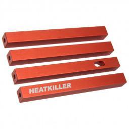 Watercool Heatkiller Tube 100mm, czerwony (30238)