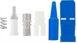 Qoltec Złącze światłowodowe SC/UPC, SM, 0.9 mm (54165)