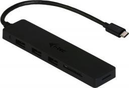 HUB USB I-TEC USB-C + czytnik kart (C31CR3HUB)