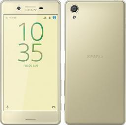 Smartfon Sony Xperia X 32 GB Zielony  (1303-0695)