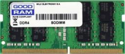 Pamięć do laptopa GoodRam DDR4 SODIMM 8GB 2133MHz CL15 (GR2133S464L15S/8G)