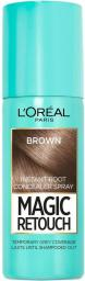 L'Oreal Paris Magic Retouch Spray do retuszu odrostów nr 3 Brąz 1szt  75ml