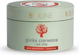 Bioline Glinka czerwona 150g