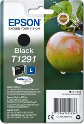 Epson oryginalny tusz T1291, black (C13T12914012)