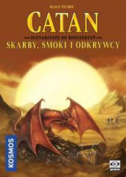 Galakta Catan Skarby, Smoki i Odkrywcy