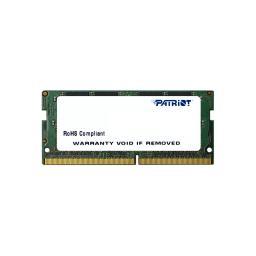 Pamięć do laptopa Patriot Signature DDR4 SODIMM 16GB 2133MHz CL15 (PSD416G21332S)