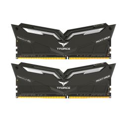 Pamięć Team Group Night Hawk, DDR4, 32 GB,3000MHz, CL16 (THWD432G3000HC16CDC01)