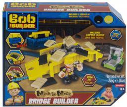 Mattel Bob Budowniczy zestaw naprawa mostu + piasek kinetyczny (DXP75)