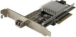 Karta sieciowa StarTech PCIE FIBER OPTIC NIC W/ SFP+ (PEX10000SRI)