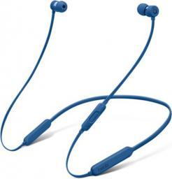 Słuchawki Apple BeatsX Niebieskie (MLYG2ZM/A)
