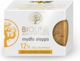 Bioline  Mydło aleppo 12% oleju laurowego 200g