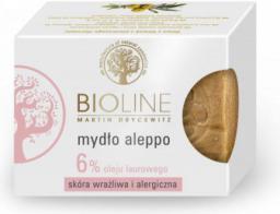 Bioline  Mydło aleppo 6% oleju laurowego 200g