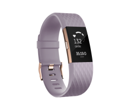 Smartwatch Fitbit Charge 2 Large (FB407RGLVL-EU)