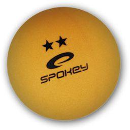 Spokey Piłeczki do ping-ponga żółte (81873)