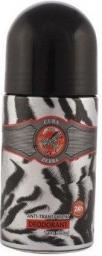 Cuba Jungle Zebra Dezodorant w kulce 50ml