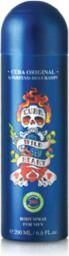 Cuba ORIGINAL Cuba Wild Heart DEO spray 200ml